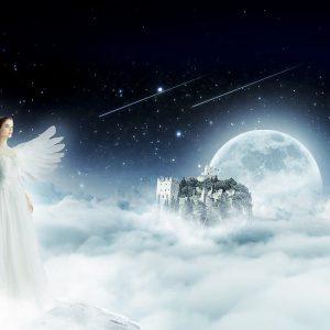 高次世界 天上界の画像
