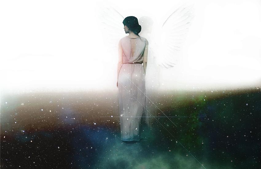 高次元の天使的な存在