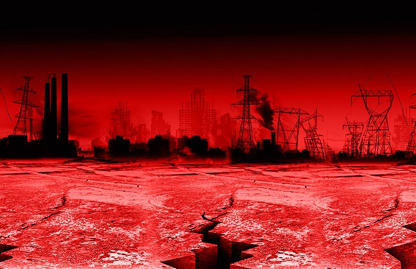 終末の世界