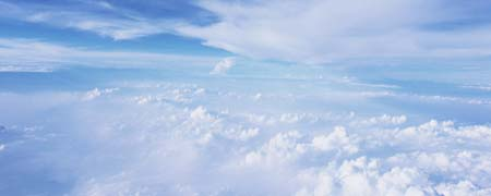 霊界の上層 天国と呼ばれる場所