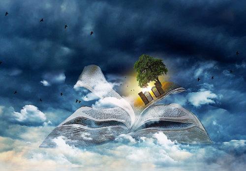 幻想世界の本