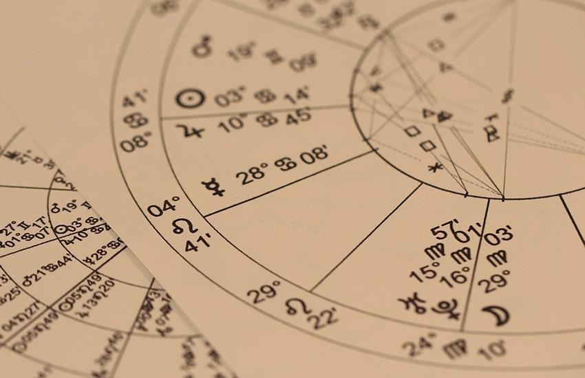 占星術でオーラの色を調べる