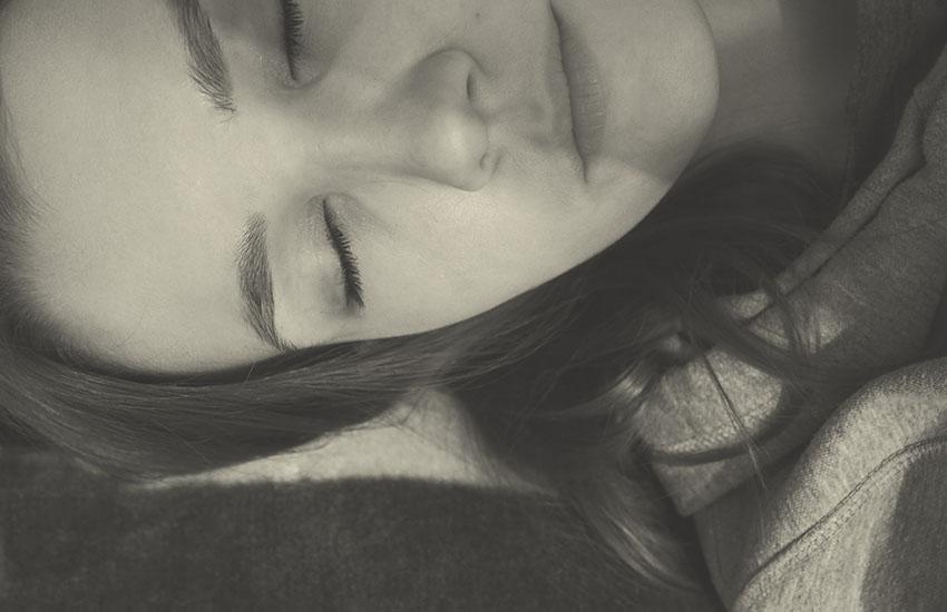 眠くなる、寝てしまう