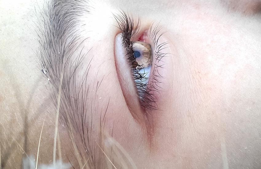 目のチャクラと霊的視力
