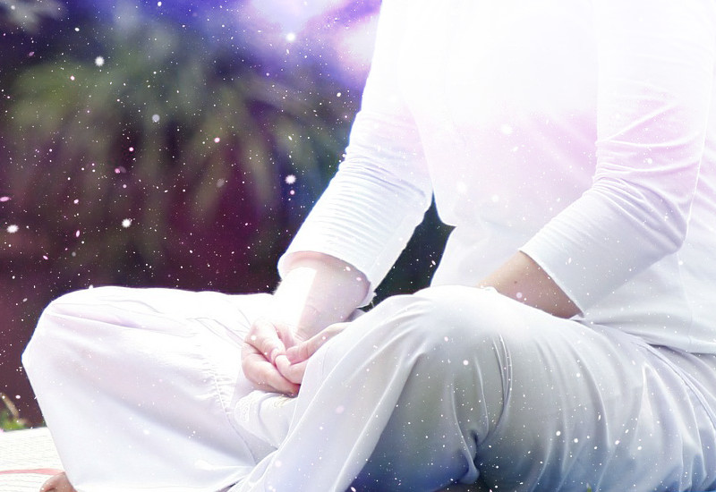 瞑想と引き寄せ