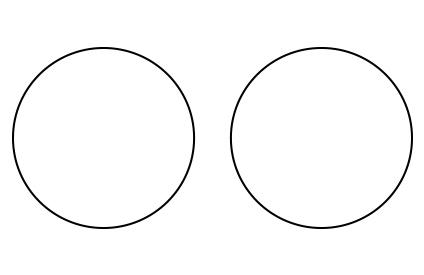 ツインフレイム 図形