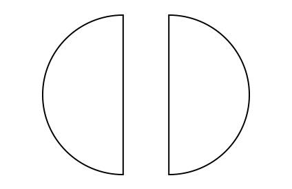 ツインソウル 図形