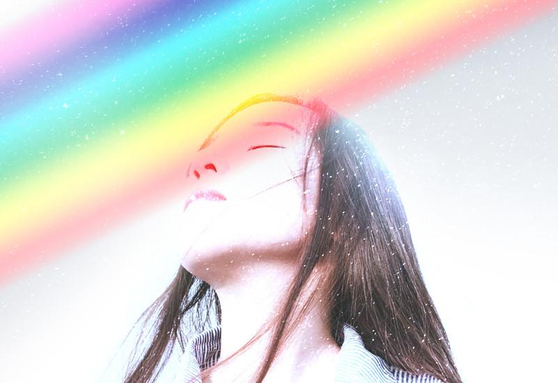 虹路のオーラ
