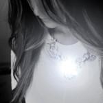 胸に灯った信じる光